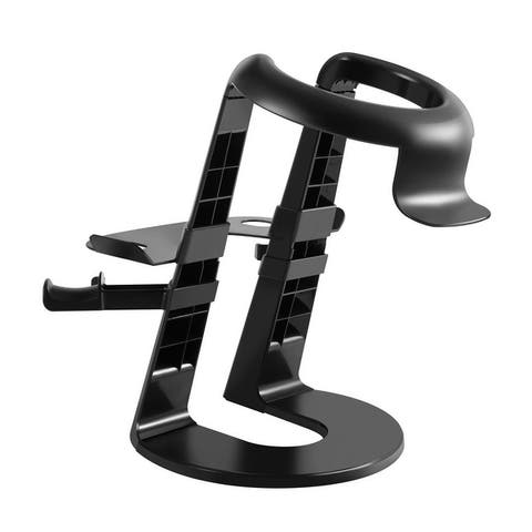 VR Stand Headset Display Holder and Controller Mount Station for Oculus Quest, Rift S Headset and Touch Controllers by Insten