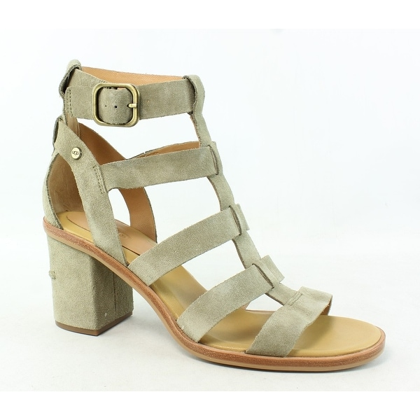 60f97f44df8 Shop UGG Womens Macayla Antilope Sandals Size 9 - Free Shipping ...