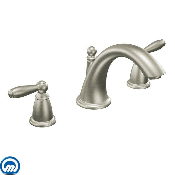 Shop Moen T4943 Deck Mounted Roman Tub Faucet Trim From The