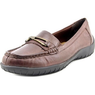 Walking Cradles Clara Round Toe Leather Loafer
