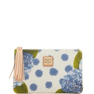 Dooney & Bourke Flowers Carrington Pouch (Introduced by Dooney & Bourke at $88 in Mar 2018)
