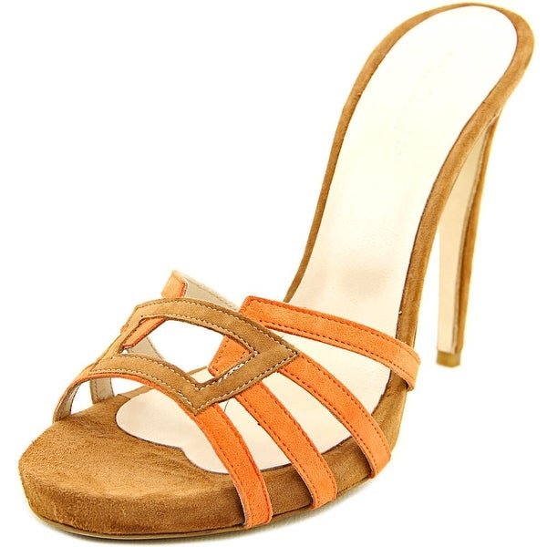 Charles David Mari Women  Open Toe Suede  Sandals