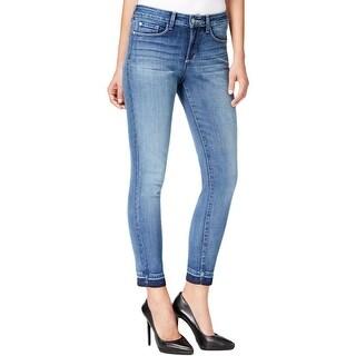 NYDJ Womens Petites Classic Jeans Five Pocket Skinny - 12P
