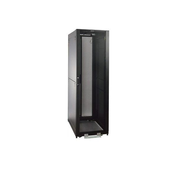 Tripp Lite - 42U Rack Enclosure Server Cabinet Doors & Sides 2400Lb Capacity