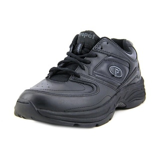 Propet Eden 2A Round Toe Leather Walking Shoe