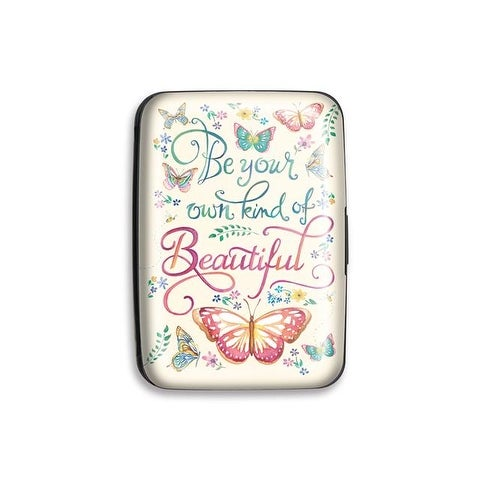 Lady Jayne Case Credit Card Beautiful Butterfly