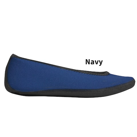 Nufoot Women's Ballet Flats with Non-Slip Soles
