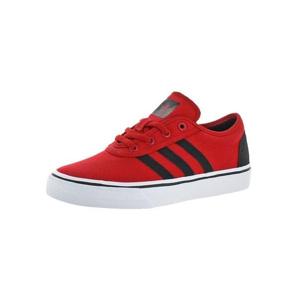 low priced 66cb2 06e28 Adidas Boys Adi-Ease J Skateboarding Shoes Big Kid Low Top