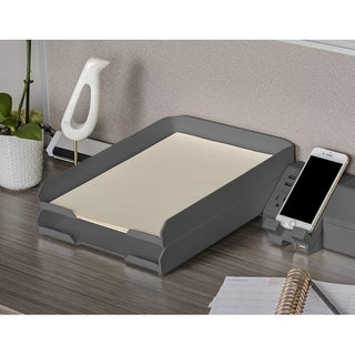 """Bostitch Konnect Letter Tray, 9.75"""" x 12"""" Fits Legal Sized Documents, Stackable"""