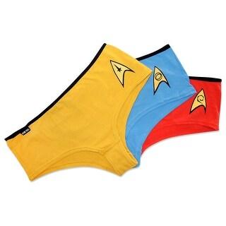 Star Trek Uniform Panty Set