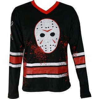 Friday the 13th Jason Voorhees Faux Hockey Jersey