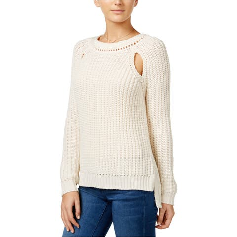 American Rag Womens Cut Out Pullover Sweater