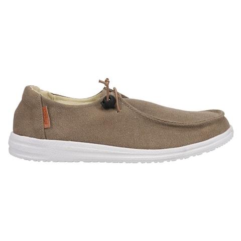 Corkys Kayak Slip On Womens Sneakers Shoes Casual - Beige