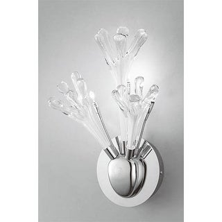 Mantra Lighting 1664 Love 3 Light Wall Sconce