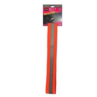 ArtCraft 92201-SO Reflective Safety Belt, Orange, Small