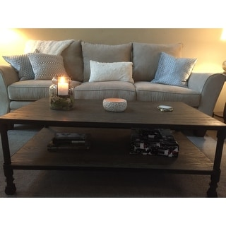 Renate Brown/Grey Coffee Table