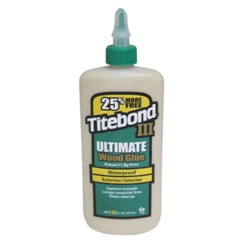 Titebond III 1419 Ultimate Wood Glue, 10 Oz