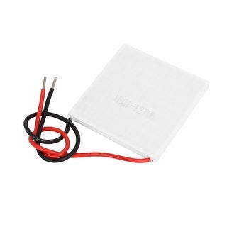 TEC1-12706 6A 12V 52W 50x50x4mm Thermoelectric Cooler Peltier Plate Module
