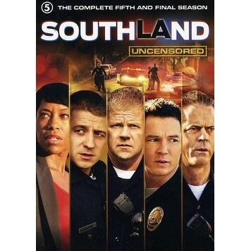 Southland - Southland: Season 5 [DVD]
