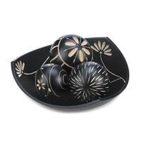 Artisan Tri-Point Decorative Balls Set