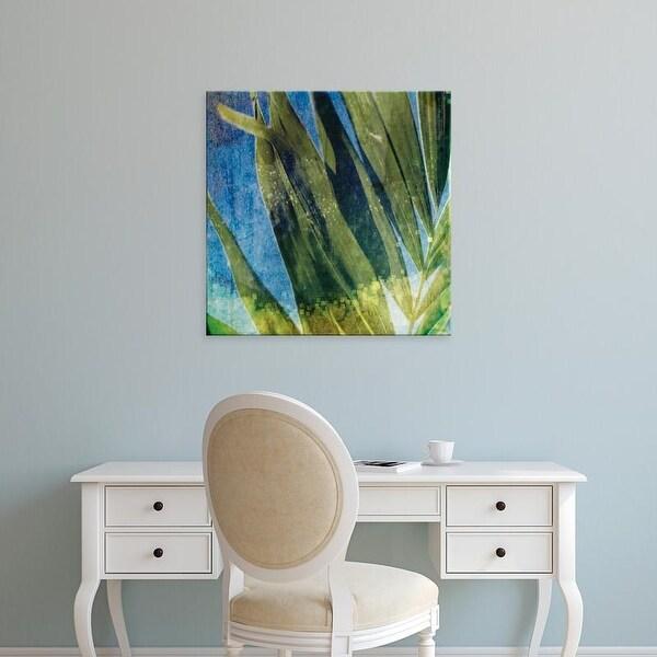 Easy Art Prints Emily Robinson's 'Tropical Memory I' Premium Canvas Art