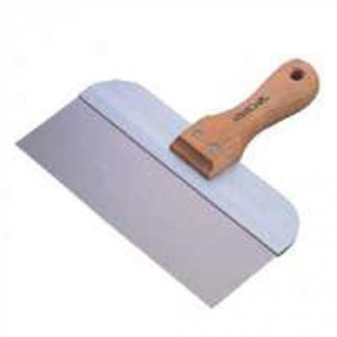 """Mintcraft 36053 Drywall Taping Knife 12"""", Wood Handle"""