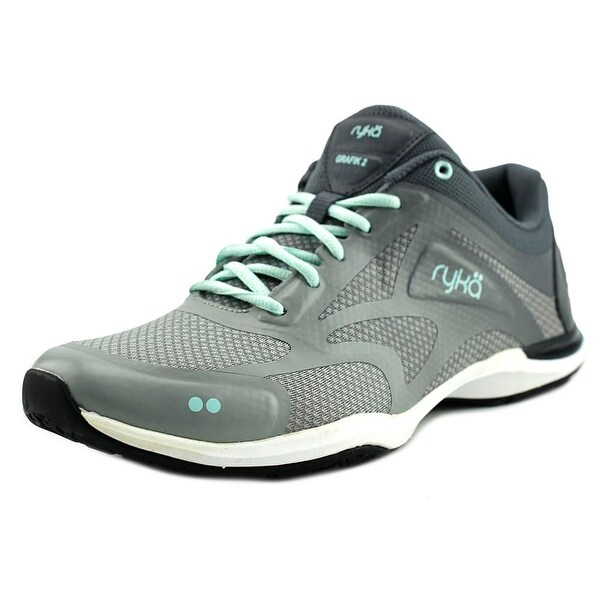 Ryka Grafik 2 Women Round Toe Synthetic Gray Running Shoe