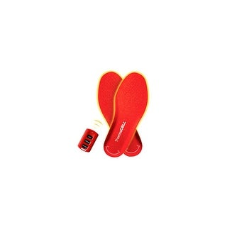 Thermacell ths0l thermacell heated insoles original rechargeable large