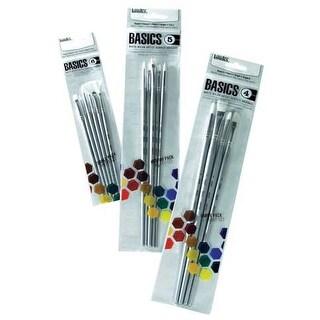 Liquitex - BASICS Brush Set - BASICS 4 - Large Brush Set