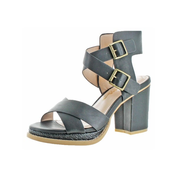 Shop Sbicca Damenschuhe Melita Open Dress Sandales Open Melita Toe Crisscross On ... 759bbb