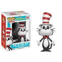 POP Dr. Suess Cat in the Hat, Animated Movies by Funko