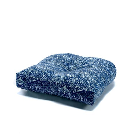Terrasol Global Patchwork Outdoor Chair Cushion