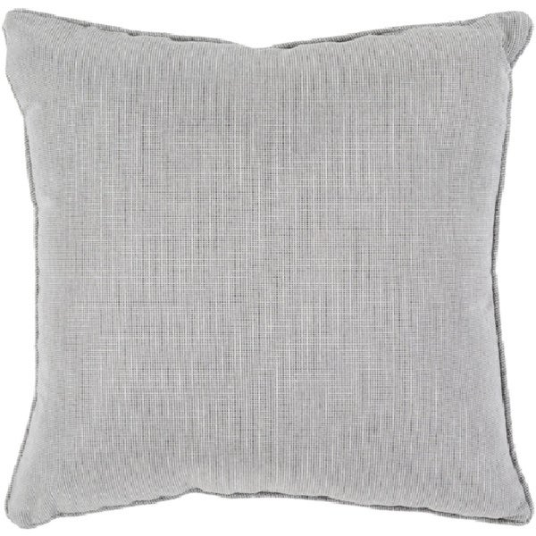 """20"""" Piper Mouse Gray Indoor/Outdoor Decorative Throw Pillow"""