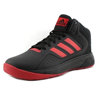 Adidas CloudFoam Ilation Mid Men  Round Toe Leather  Basketball Shoe