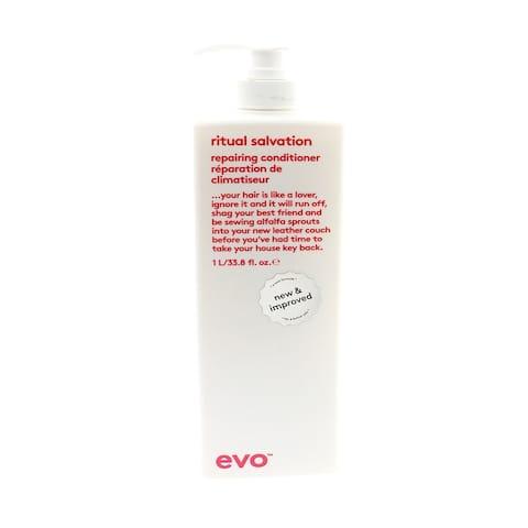Evo Ritual Salvation Repairing Conditioner 33.8 Ounce