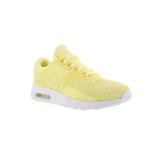 Nike Mens Air Max Zero BR Fabric Low Top Lace Up Fashion Sneakers