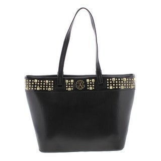 CXL by Christian Lacroix Womens Nina Tote Handbag Faux Leather Sudded - Large (2 options available)
