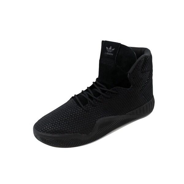 Adidas Men's Tubular Instinct Black/Black-Grey S80082