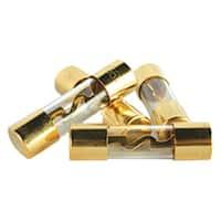 Db Link Agu80 Gold Agu Fuses, 4 Pk (80 Amps)