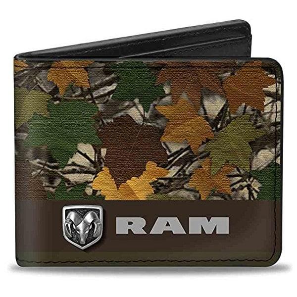 Buckle-Down Bifold Wallet Ram