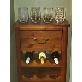 Mikasa Cheers 17 oz. Stemless Wine Glass (Set of 8)