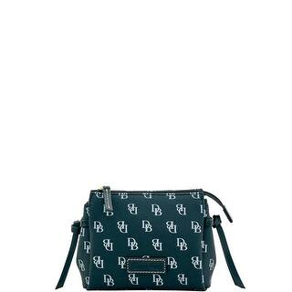 Dooney & Bourke Gretta Cosmetic Case (Introduced by Dooney & Bourke at $58 in Sep 2017) - Black Black|https://ak1.ostkcdn.com/images/products/is/images/direct/3c594690c15d39babbfc71489c73414ef5ac316d/Dooney-%26-Bourke-Gretta-Cosmetic-Case-%28Introduced-by-Dooney-%26-Bourke-at-%2458-in-Sep-2017%29.jpg?impolicy=medium