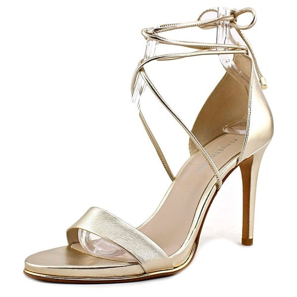 Kenneth Cole NY Berry Women Soft Gold Sandals