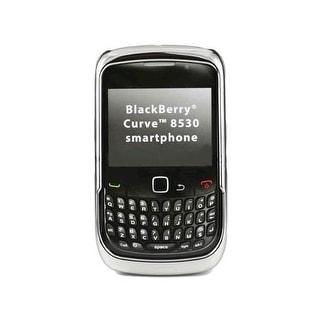 Snap-On Hard Case for BlackBerry Curve 2 8530 - Chrome (Bulk Packaging)