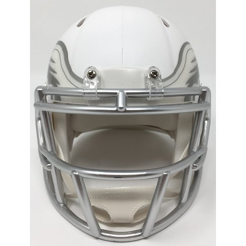 promo code 6f01a 3487a Fletcher Cox Signed Philadelphia Eagles ICE Speed Mini Helmet SI COA