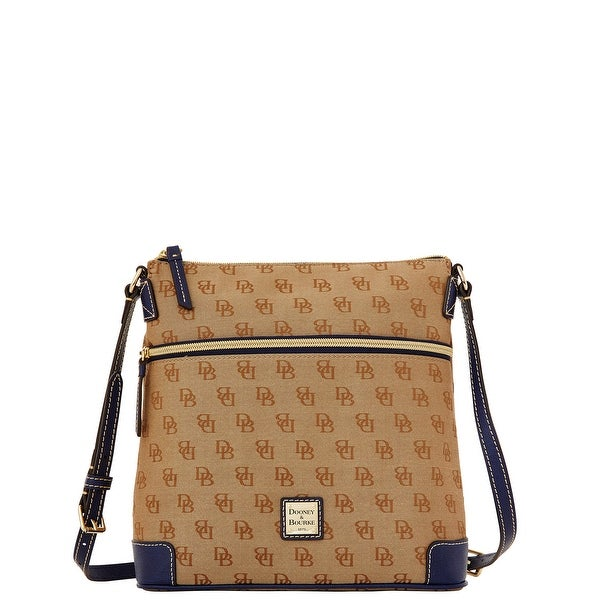Dooney & Bourke Madison Signature Crossbody (Introduced by Dooney & Bourke at $168 in Nov 2015)
