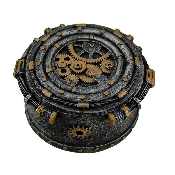 shop the steambox mechanical steampunk gears and cogs decorative