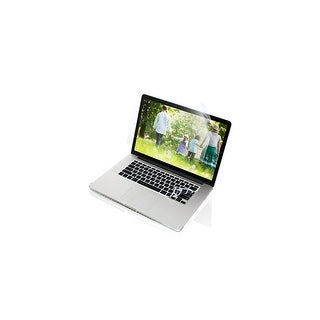 """Iogear Shield Plus Protect For 15"""" Macbook Pro Retina Keyboard Skin And Screen Protector, Gksmp15"""