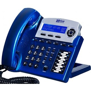Xblue networks XB-1670-92 XBlue Speakerphone - Blue