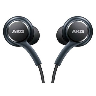 Samsung Earphones by AKG for Galaxy S8 & S8 Plus with Extra Ear Gels - Retail